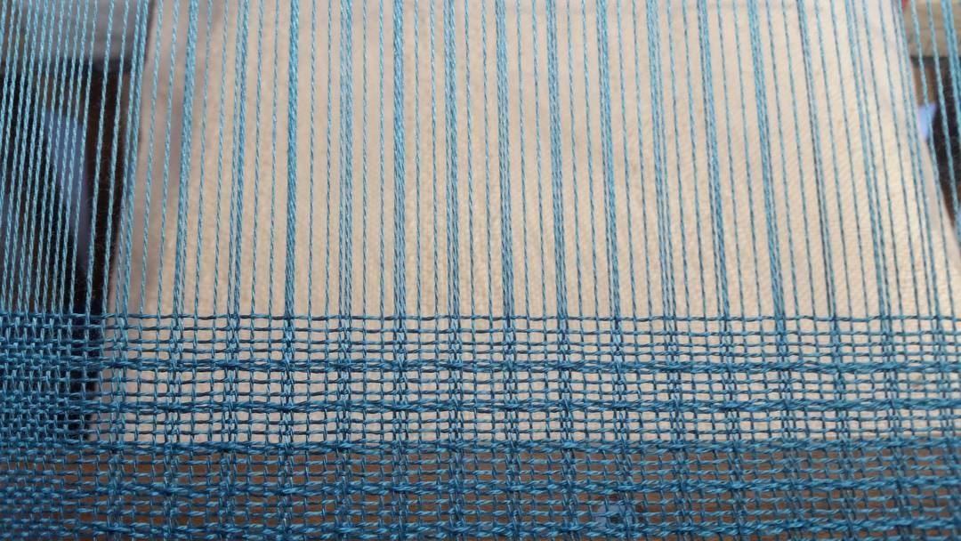 Lace Second Weft Throw